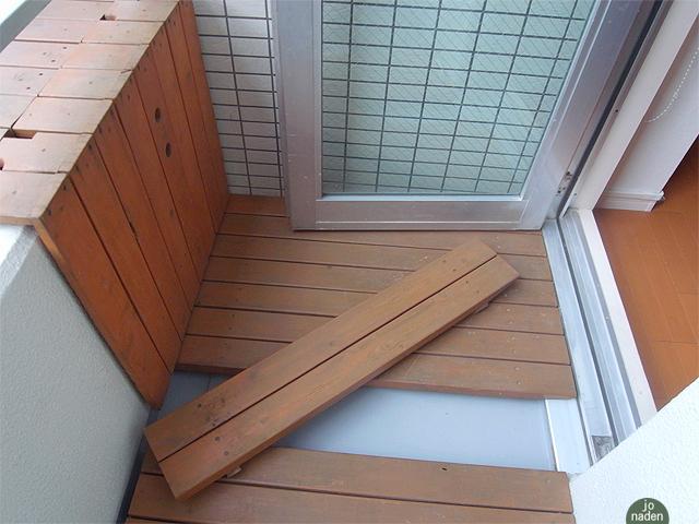 Wood deck 11